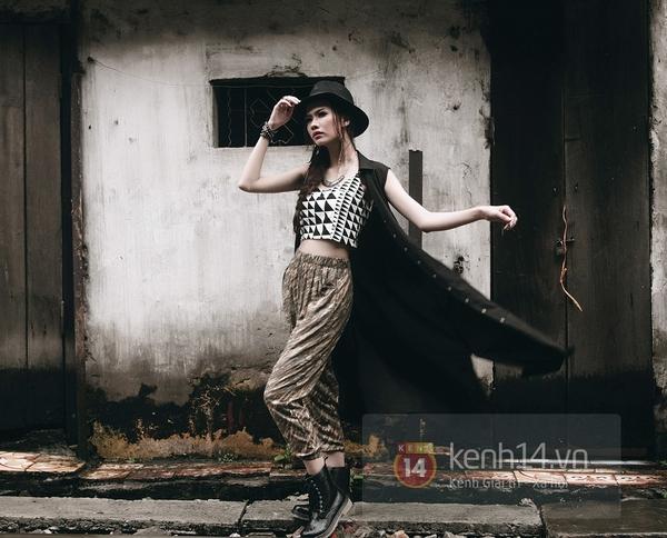Phong cách Grunge - Tuyên ngôn của cô nàng cá tính 8