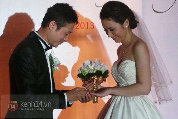 MC Anh Tuấn bí mật tổ chức đám cưới vào chiều qua 11