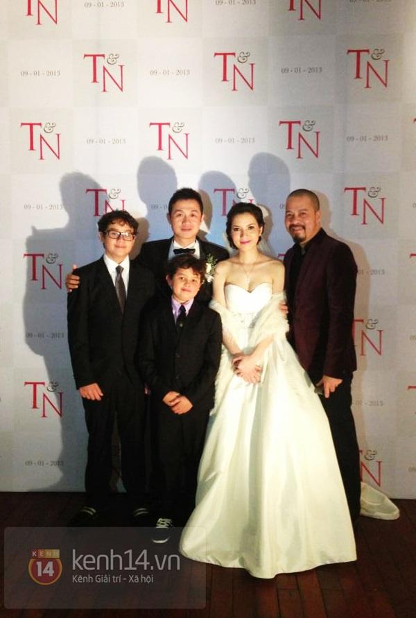 MC Anh Tuấn bí mật tổ chức đám cưới vào chiều qua 4