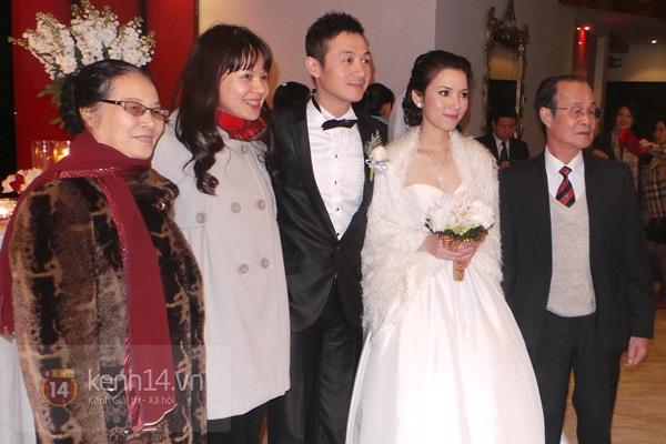 MC Anh Tuấn bí mật tổ chức đám cưới vào chiều qua 14