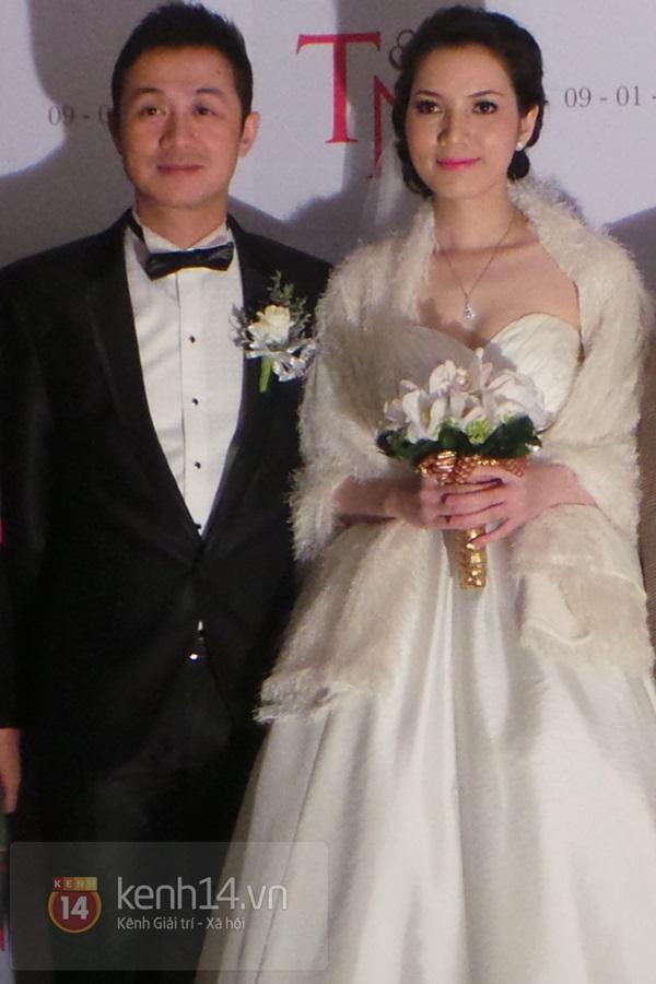 MC Anh Tuấn bí mật tổ chức đám cưới vào chiều qua 6