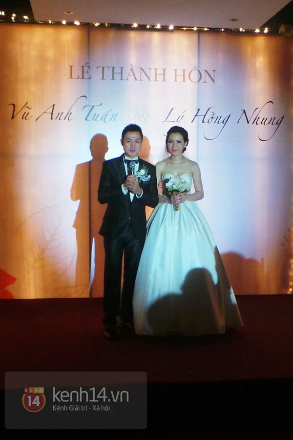 MC Anh Tuấn bí mật tổ chức đám cưới vào chiều qua 9