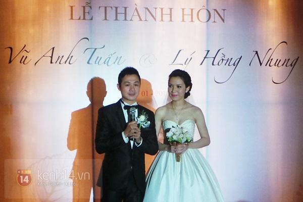 MC Anh Tuấn bí mật tổ chức đám cưới vào chiều qua 10