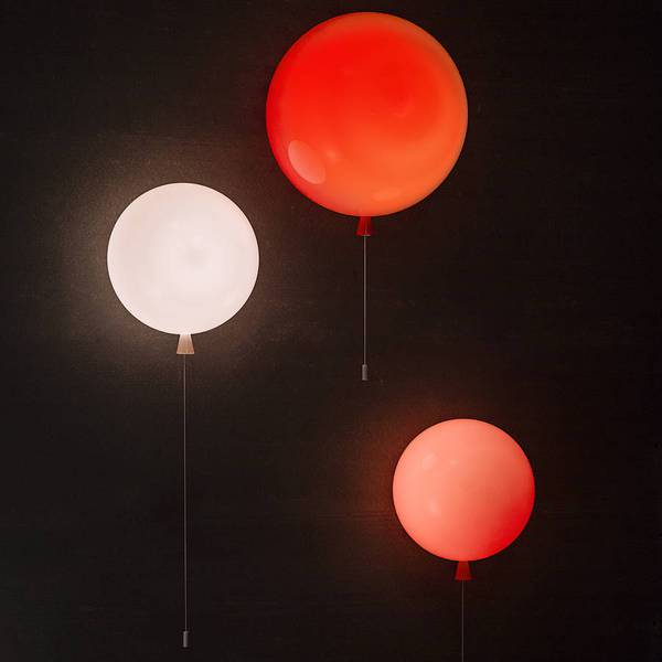 Đèn trang trí hình bóng bay 7