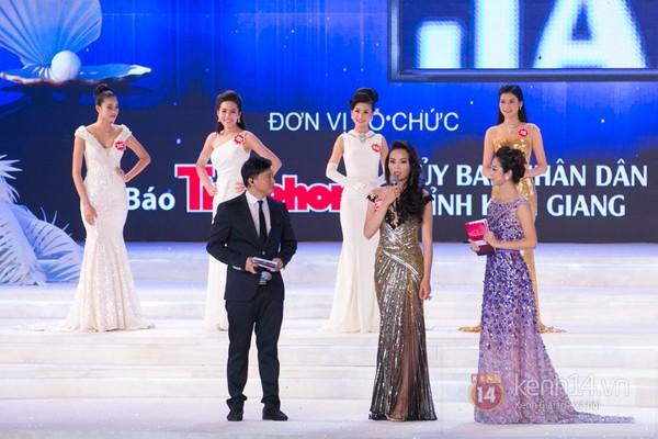 Dân mạng thi nhau chế ảnh vì sự trùng tên giữa MC và Hoa hậu Nguyễn Cao Kỳ Duyên 3