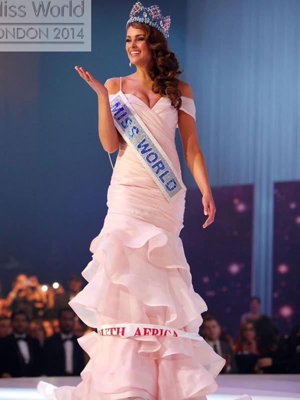 Thi Miss World nên mặc váy màu gì? Nam-phi-dang-quang-hoa-hau-viet-nam-lot-top-25-miss-world-2014