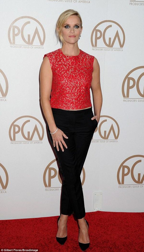 Jennifer Lawrence lộng lẫy như nữ thần giữa dàn sao Hollywood 15