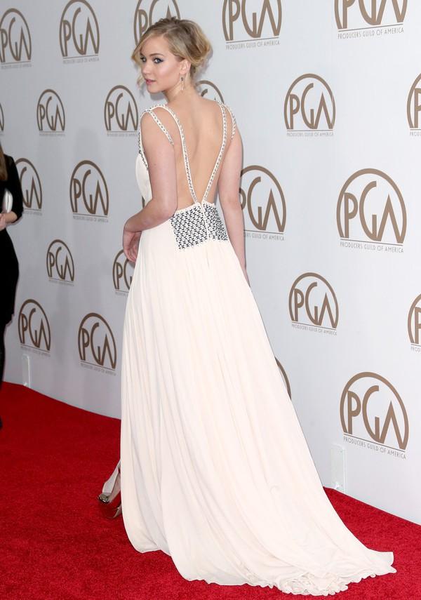 Jennifer Lawrence lộng lẫy như nữ thần giữa dàn sao Hollywood 5