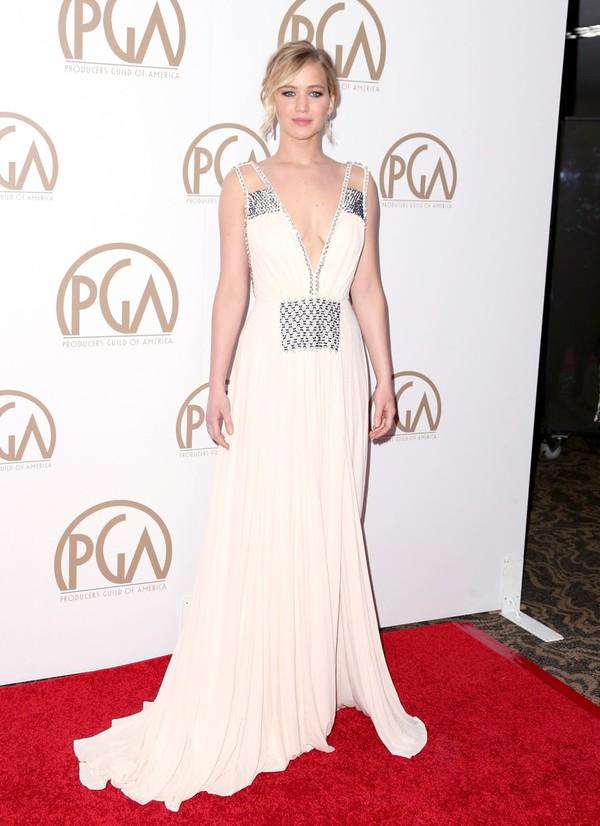 Jennifer Lawrence lộng lẫy như nữ thần giữa dàn sao Hollywood 6
