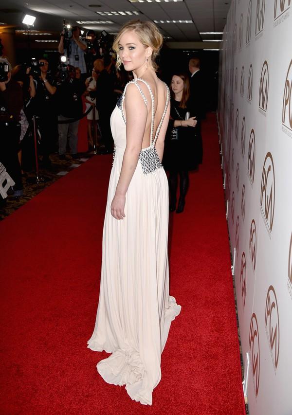 Jennifer Lawrence lộng lẫy như nữ thần giữa dàn sao Hollywood 7