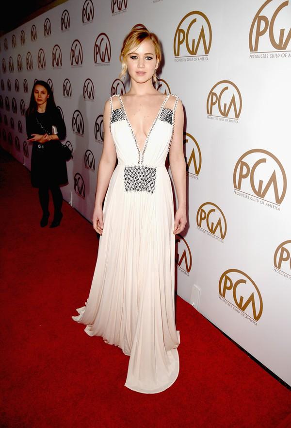 Jennifer Lawrence lộng lẫy như nữ thần giữa dàn sao Hollywood 8