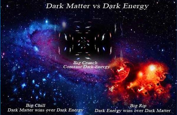 """Phát hiện nguy cơ năng lượng tối """"nuốt chửng"""" dải Ngân Hà 4"""