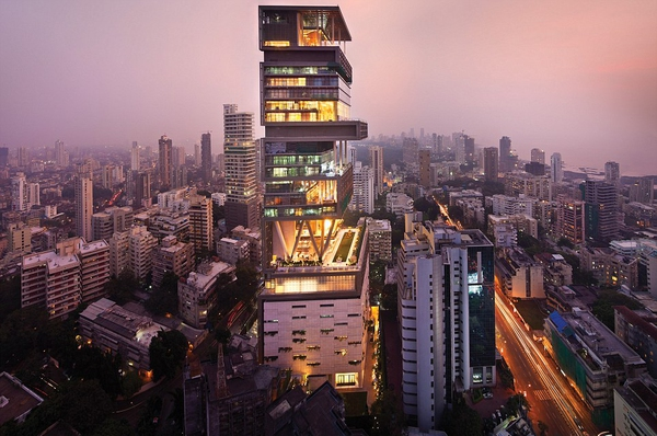 Cận cảnh những ngôi nhà danh giá nhất thế giới 5