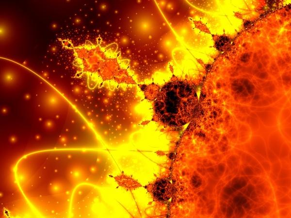 Thực hư chuyện Trái đất chìm trong bóng tối sáu ngày bởi bão Mặt trời 4