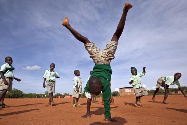 """Đến thăm """"làng HIV châu Phi"""" toàn trẻ mồ côi 5"""