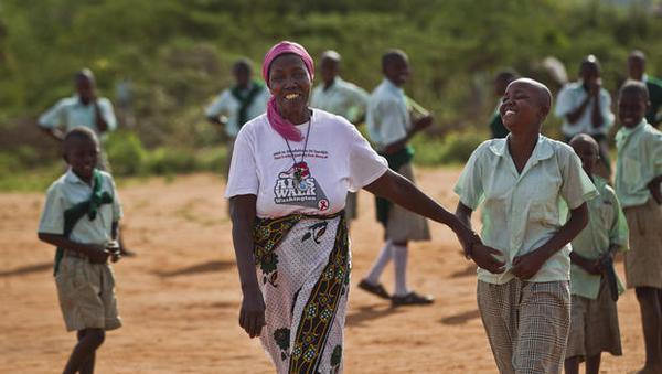 """Đến thăm """"làng HIV châu Phi"""" toàn trẻ mồ côi 6"""