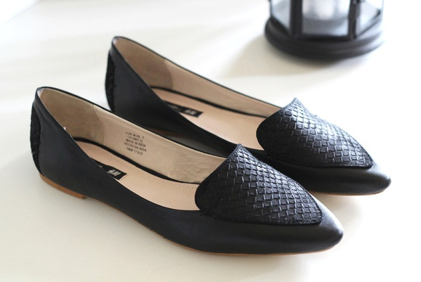 """Giày bệt mũi nhọn - đôi giày """"quyền lực"""" của Hè 2013 4"""