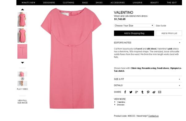Tôn Lệ diện váy Valentino giống hệt váy trong BST của Ngọc Trinh? 5