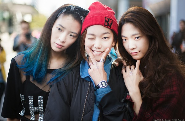 """Irene Kim – """"nàng thơ"""" nổi loạn của street style xứ Hàn 6"""