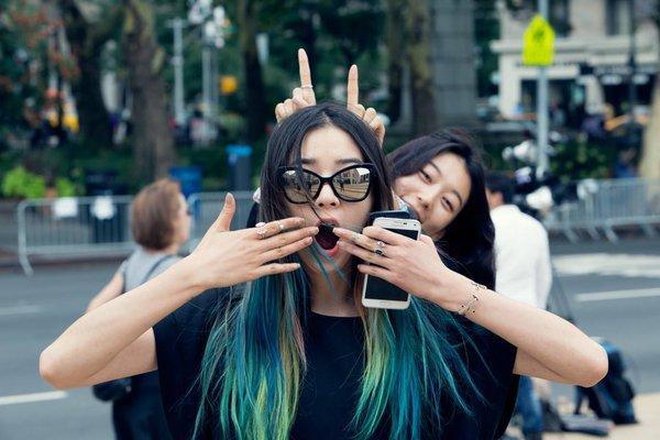 """Irene Kim – """"nàng thơ"""" nổi loạn của street style xứ Hàn 11"""