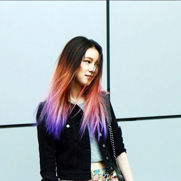 """Irene Kim – """"nàng thơ"""" nổi loạn của street style xứ Hàn 1"""