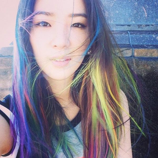 """Irene Kim – """"nàng thơ"""" nổi loạn của street style xứ Hàn 2"""