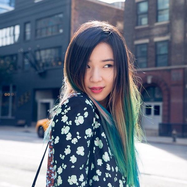 """Irene Kim – """"nàng thơ"""" nổi loạn của street style xứ Hàn 13"""