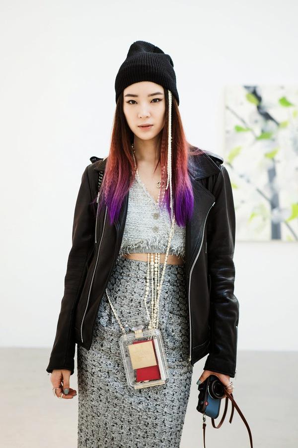 """Irene Kim – """"nàng thơ"""" nổi loạn của street style xứ Hàn 10"""