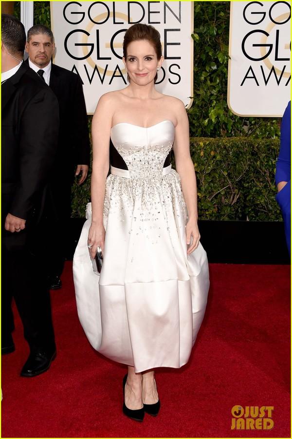 Bóc mác loạt váy áo lộng lẫy của sao tại Quả Cầu Vàng 2015 6