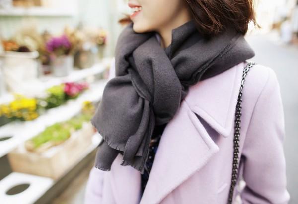 Tường tận những cách quàng cho loạt kiểu khăn mùa lạnh 20