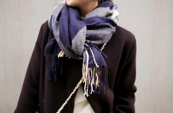 Tường tận những cách quàng cho loạt kiểu khăn mùa lạnh 34