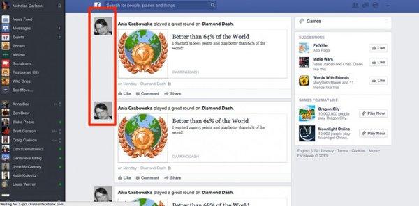 Săm soi giao diện mới cực ấn tượng của Facebook 11