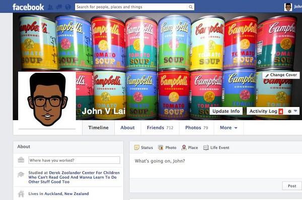 Facebook tiếp tục đổi giao diện mới 6