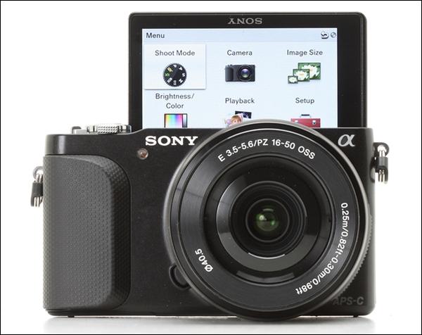 Sony tung ảnh chụp bằng chiếc Sony NEX-3N 12
