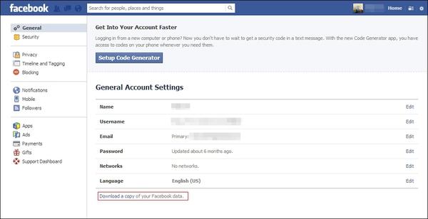 5 điều cần làm trước khi... xóa Facebook 2