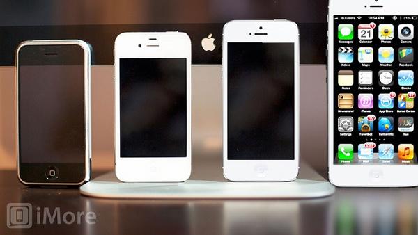 iPhone 5S sẽ sở hữu nhiều kích thước màn hình khác nhau 1