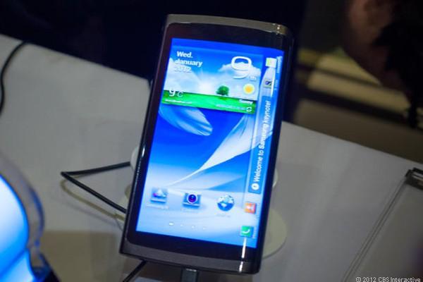 """LG sẽ cho ra mắt smartphone màn hình """"dẻo"""" trong năm nay 1"""