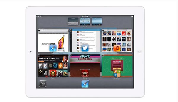 Bản concept iOS 7 độc đáo 1