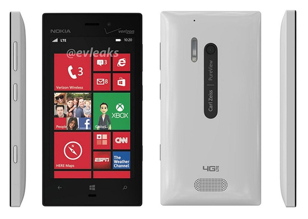Lộ diện quảng cáo siêu phẩm Nokia Lumia Catwalk 1