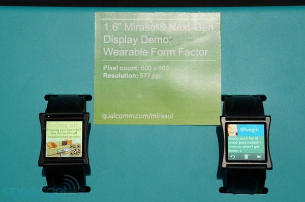 Xuất hiện màn hình siêu nét cho smartphone tương lai 5