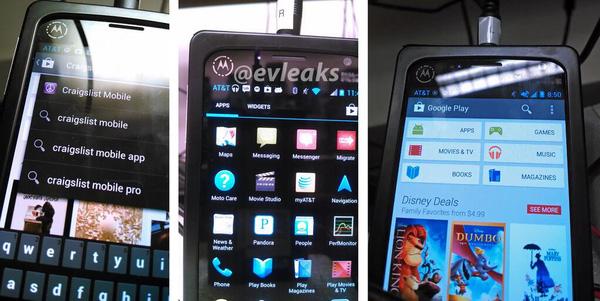 Lộ diện thiết kế Google X Phone 1