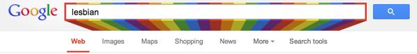 Google lên tiếng ủng hộ kết hôn đồng giới 2