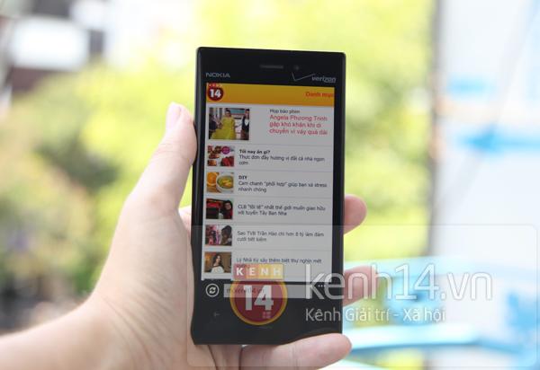 Cận cảnh Nokia Lumia 928 tại Việt Nam 12