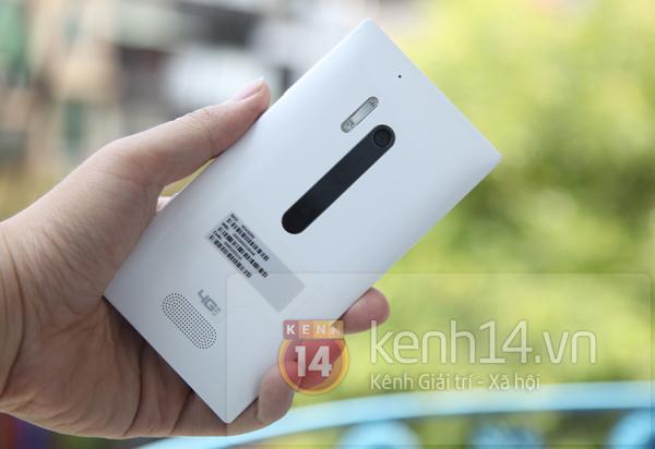 Cận cảnh Nokia Lumia 928 tại Việt Nam 6