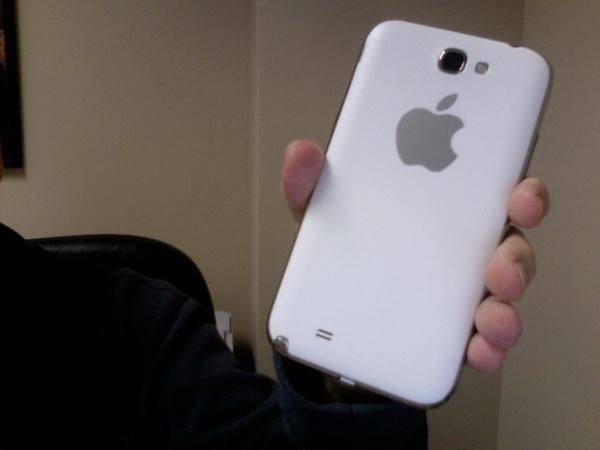 Apple đang thử nghiệm iPhone kích thước màn hình 4,7 và 5,7 inch 1