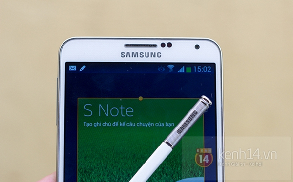 Galaxy Note 3 về Việt Nam với giá 16,9 triệu đồng 1