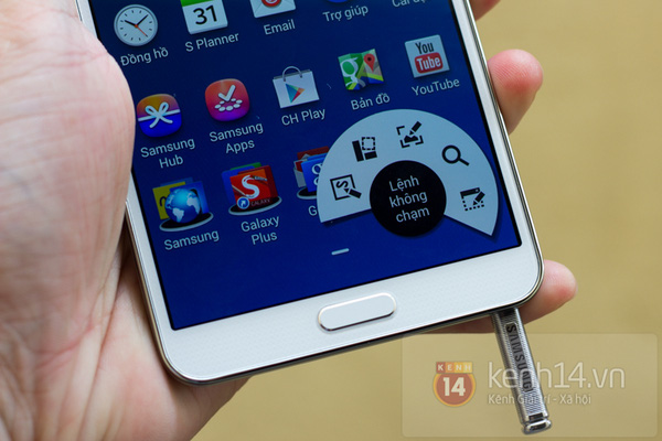 Galaxy Note 3 về Việt Nam với giá 16,9 triệu đồng 12