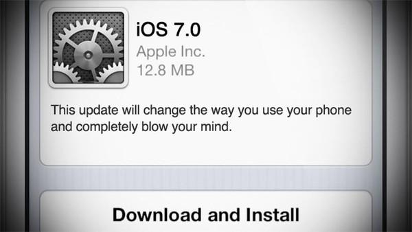 Cách thức cập nhật iOS phiên bản mới 4