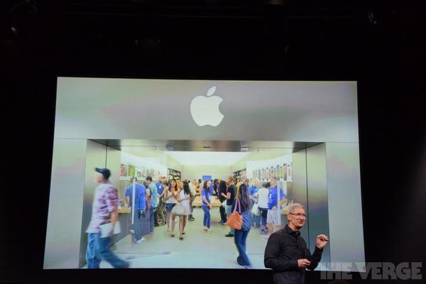 """Toàn cảnh buổi ra mắt """"sản phẩm hot nhất năm"""" iPhone 5s và iPhone 5c 11"""
