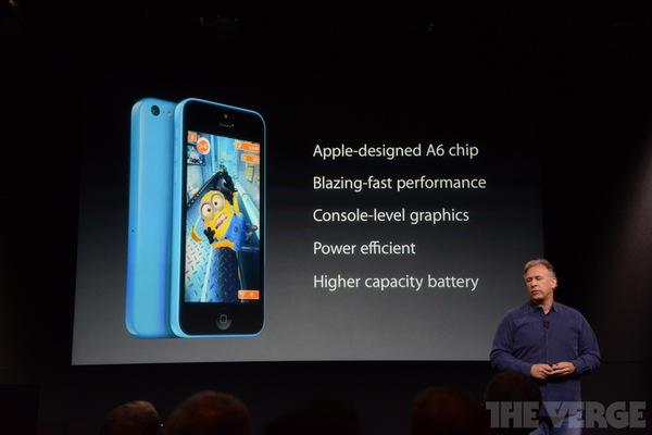 """Toàn cảnh buổi ra mắt """"sản phẩm hot nhất năm"""" iPhone 5s và iPhone 5c 40"""